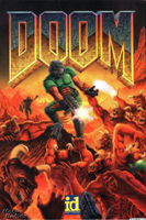 Photo de la boite de Doom (PC)