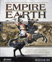 Photo de la boite de Empire Earth