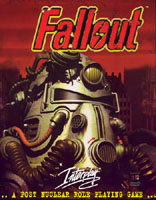 Photo de la boite de Fallout