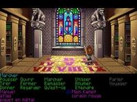 Indiana Jones and the Last Crusade - The Graphic Adventure, capture décran