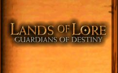 Lands of Lore - Les Gardiens de la Destinee, capture décran