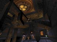 Quake, capture décran