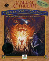 Photo de la boite de Shadow of the Comet