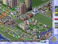 Sim City 3000, capture d'écran
