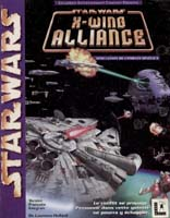 Photo de la boite de Star Wars - X-Wing Alliance