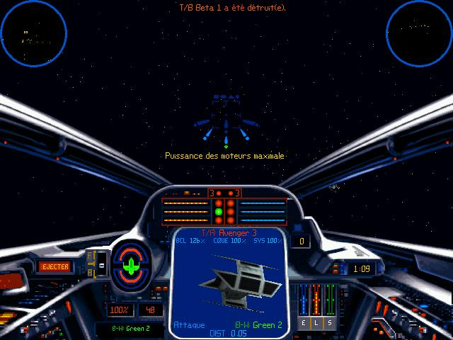 Tie Fighter 95 Patch