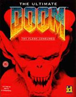 Photo de la boite de The Ultimate Doom