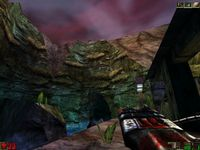 une photo d'écran de Unreal Mission Pack 1 - Return to Na Pali sur PC