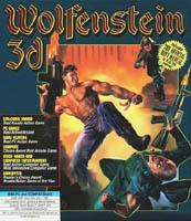 Photo de la boite de Wolfenstein 3D (PC)