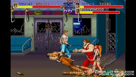 Final Fight Double Impact, capture décran