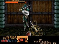 Crossed Swords sur SNK Neo Geo
