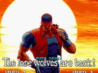 Fatal Fury 3 - Road to the Final Victory, capture décran