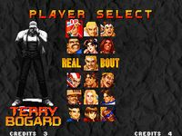 Real Bout Fatal Fury, capture décran