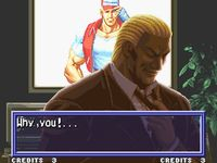 Real Bout Fatal Fury sur SNK Neo Geo