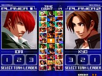 The King of Fighters 2003 sur SNK Neo Geo