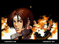 The King of Fighters 98, capture décran
