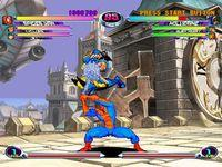 une photo d'�cran de Marvel VS Capcom 2 sur Sega Dreamcast