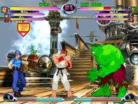 Marvel VS Capcom 2 sur Sega Dreamcast