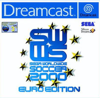 Photo de la boite de Sega Worldwide Soccer 2000 Euro Edition