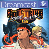 Photo de la boite de Street Fighter 3 - Third Strike