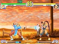 Street Fighter 3 - Third Strike, capture d'écran