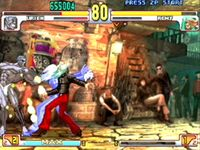 Street Fighter 3 - Third Strike sur Sega Dreamcast