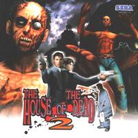 Photo de la boite de The House of the Dead 2