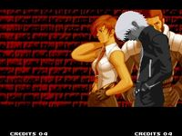 The King of Fighters 2000, capture d'écran