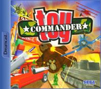 Photo de la boite de Toy Commander
