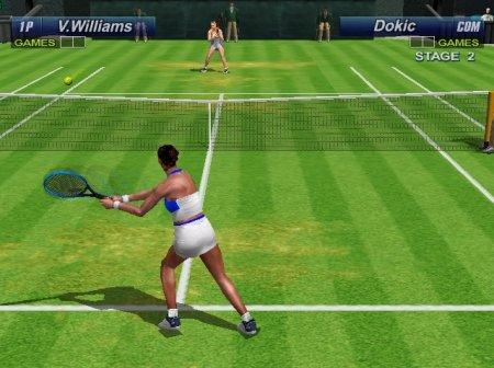 Virtua Tennis 2 sur Sega Dreamcast