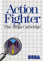 Photo de la boite de Action Fighter