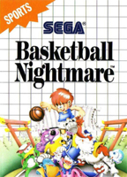 Photo de la boite de Basketball Nightmare