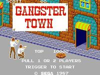 Gangster Town, capture décran