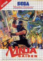 Photo de la boite de Ninja Gaiden