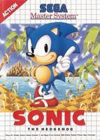 Photo de la boite de Sonic the Hedgehog (Master System)