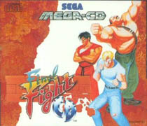 Photo de la boite de Final Fight CD
