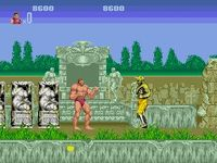 Altered Beast, capture d'écran
