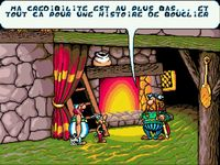 Asterix and the Power of the Gods, capture d'écran