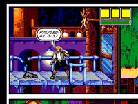 Comix Zone, capture d'écran