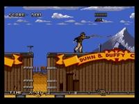 Indiana Jones and the Last Crusade - The Action Game, capture décran