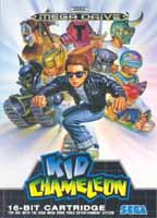 Photo de la boite de Kid Chameleon