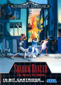 Test De Shadow Dancer The Secret Of Shinobi Sur Sega