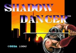Shadow Dancer - The Secret of Shinobi, capture décran