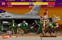 Street Fighter 2 - Special Champion Edition sur Sega Megadrive