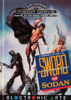 Photo de la boite de Sword of Sodan