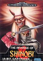 Photo de la boite de The Revenge of Shinobi