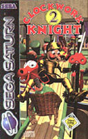 Photo de la boite de Clockwork Knight 2