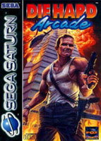 Photo de la boite de Die Hard Arcade