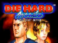 Die Hard Arcade, capture décran