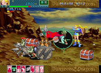 Dungeons And Dragons Collection sur Sega Saturn